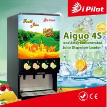 Automatic Iced & Hot Concentrated Juice Dispenser Leader