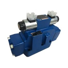 Directional spool valves with electro-hydraulic actuation