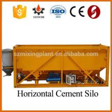Цементный бункер емкостью 10-70 тонн с цементным бункером