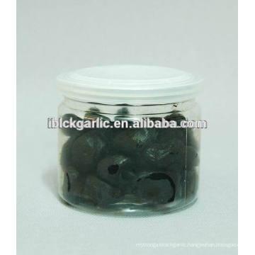 Fermented peeled black garlic seeds 100g/plastic bottle 2016