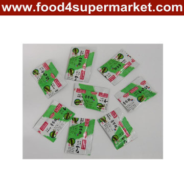 2.5g 3G 5g 10g Small Packing Wasabi Paste