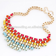 American Popular Chain fashion statement necklace