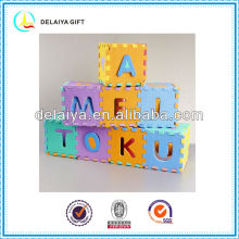 Ева буквы головоломки мат/игрушки для малышей или малыша