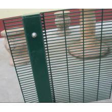 ПВХ покрытием 358 ограждения безопасности для Анти-подняться забор