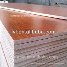 Melamin-Platte / Melamin-Sperrholz für hochwertige Möbel