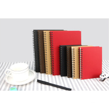 Spiral Notebook/PU School Diary/Paper Office Notebook