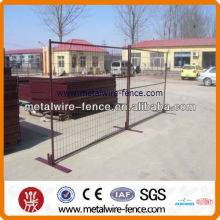 Used canada temporary fence/canada temporary fence panels/temporary fence panels hot sale