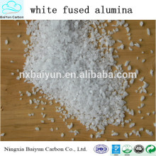2014 Factory selling White Fused Alumina for abrasives