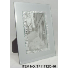 Red Acrylic Glass Picture Frame