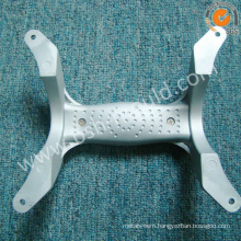 High quality with ISO9001 metal die casting iron door handle