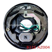 10-ти дюймовый электрический тормоз в сборе для прицепа-каравана ATV