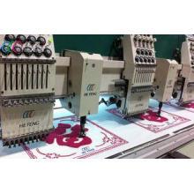 Computer Chenille Embroidery Machine / 12 Head Commercial E