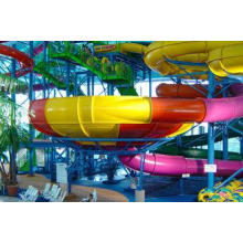 Funny Water Playground Equipment Super Bowl Water Slide For