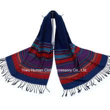 Frauen-gewebter Pashmina-Schal-Art- und Weiseschal