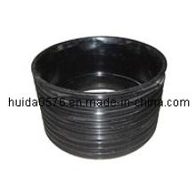 Molde de injeção de plástico (encaixe corrugado)