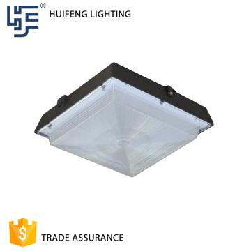 Aluminum Housing PC Cover 50w Led Canopy Light