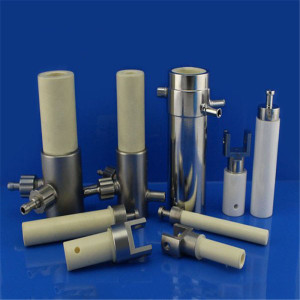 Ceramic Plunger Pump / Dosing Pump For Pharmaceutical