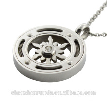 New arrival hot sale stainless steel round energy Sweater Chain