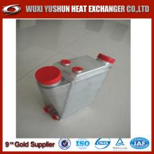 Hot Selling Customized Plate Bar Universal Intercooler for Racing Car