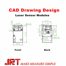 Digital Laser Messsensor