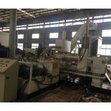 Horizontale Brikettiermaschine für Messingmesser Stahl Metall