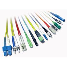 Cable de conexión de fibra óptica Sc / FC / LC / St