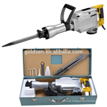 65mm 1520w Mini Demolition Breaker Hammer Handgehaltene tragbare elektrische Power Rock Drill Breaker
