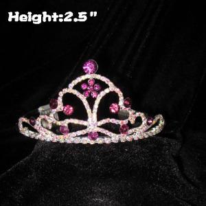 AB Rhinestone Crystal Pageant Tiaras