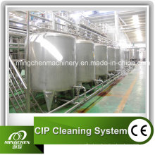 Cip System/Cip Cleaning/Successive