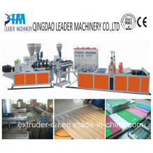 PVC Corrugated Roofing Sheet (tiles) Production Line
