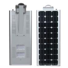 40w luz de calle solar integrada