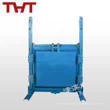 forro cuadrado de hierro dúctil / diseño de puerta cuadrada