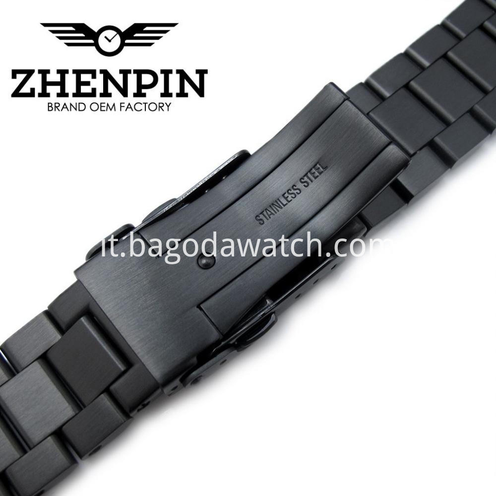 Solid Watch Band
