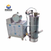 Geräuscharmer pneumatischer Vakuumtransport für Pulver