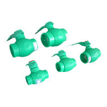 PP-R Fitting Mould-Ball Valve