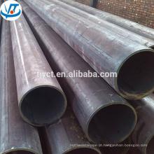 Tubulação de aço soldada de baixo carbono ERW da programação 40 de ASTM A53 / tubulação soldada do aço carbono