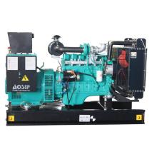 Grupo electrógeno diesel del alto rendimiento 100KVA 1500rpm de la venta caliente de AOSIF