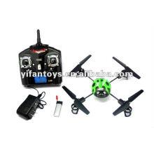 WL V929 2.4G 4ch 3D RC grande quadcopter