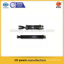 Quality assured piston type hydraulic cylinder shaft for use