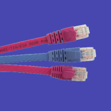 Cat6 Cobre Flat Patch Cable