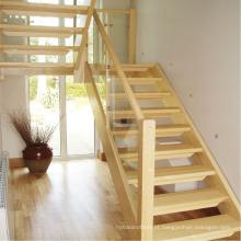 Preços de escada em madeira de madeira Bespoke Indoor