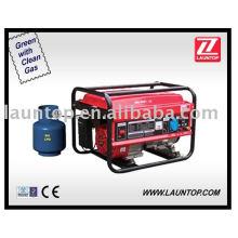 LPG generator/gasoline generator 2.5kw LPT2500