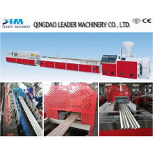 PVC Six Profiles Extrusion Line/Profile Extruder Line