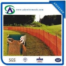 Высший Сорт Серии Бр Оранжевый Забор Безопасности Пластиковая