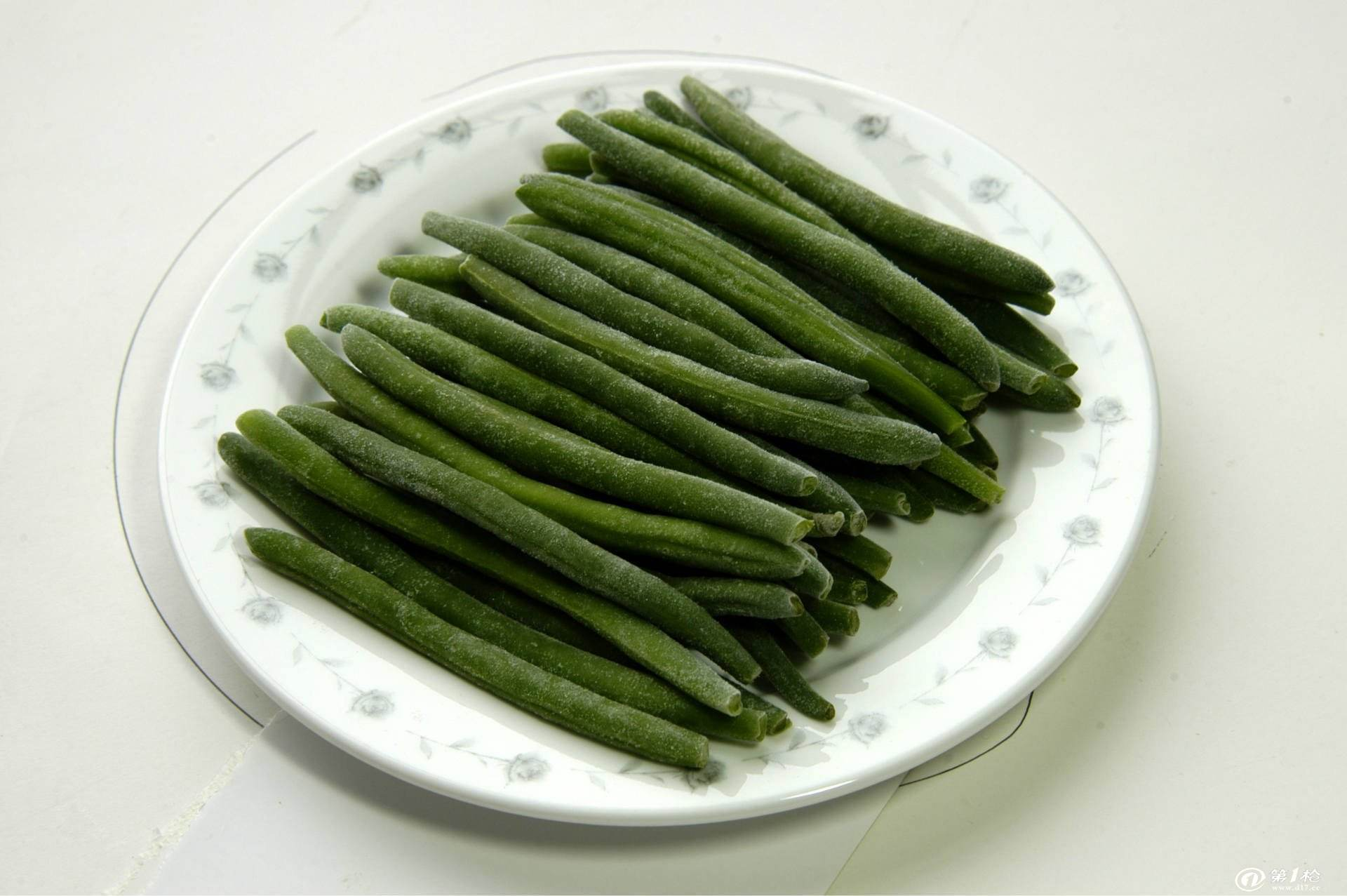 Frozen Organic Green Bean Cuts