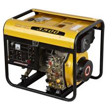 Générateur diesel silencieux CE WH3500DG / DGE 3KW Vente chaude