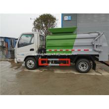 Caminhão de lixo exportado para o Oriente Médio para venda