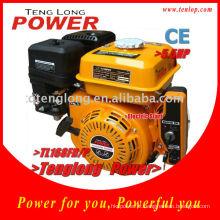 Começo chave poderosa gasolina motor 4 Storke 5.5 hp motor