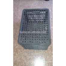 Cesta de plástico de frutas máquina de moldeo por inyección HDX438-658T