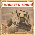 New 110CC Monster Go kart